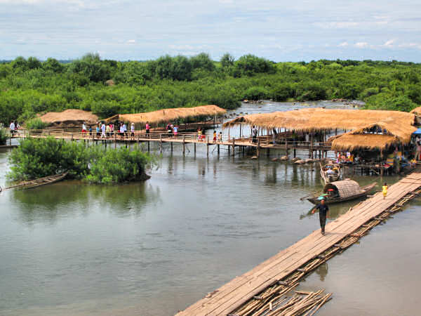 Kampi Resort in North of Katie, Cambodia