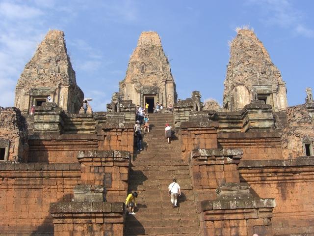 Pre Rup Temple in Siem Reap, Cambodia