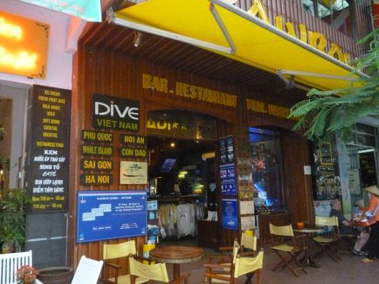 Rainbow Bar in Nha Trang, Vietnam