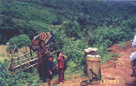 Sedang People in Vietnam