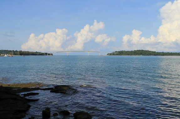 Sihanoukville is the must-see place in Cambodia
