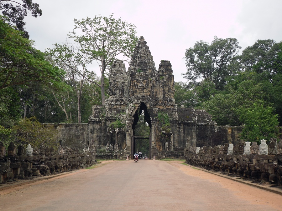 South of Angkor Thom