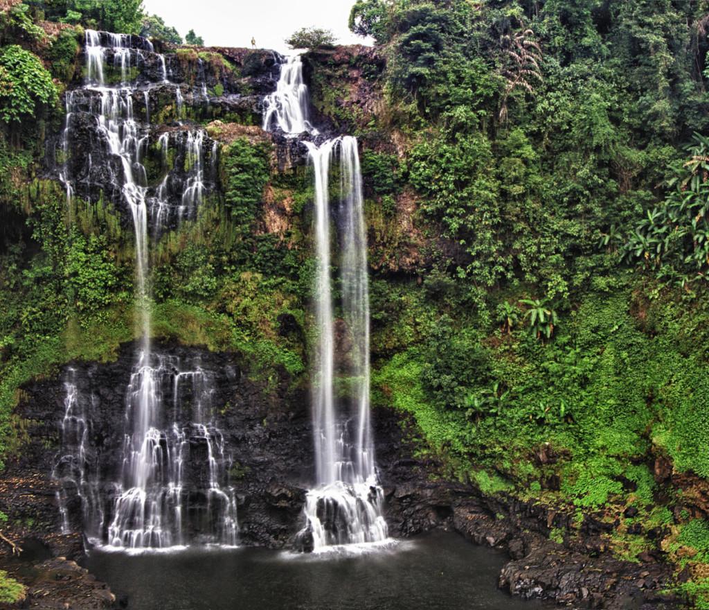 Tad Yeung waterfall