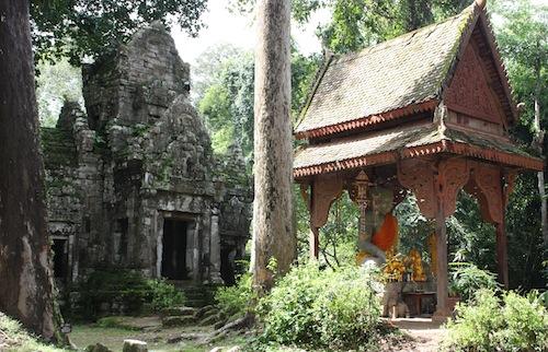 Tep Pranam, Angkor thom