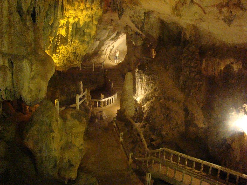 Tham Xang Cave, Laos