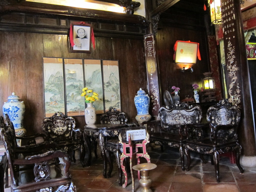 The Old House of Tan Ky in Hoi An ancient town, Vietnam