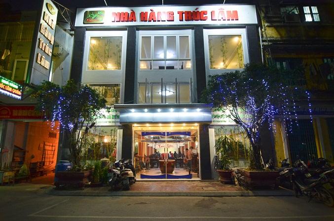 Truc Lam Restaurant in Hai Phong