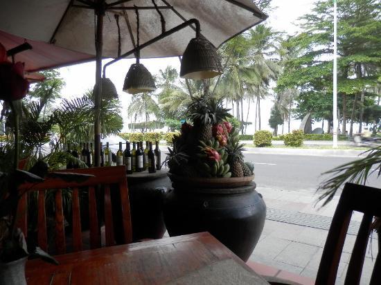 Veranda Restaurant in Nha Trang, Vietnam