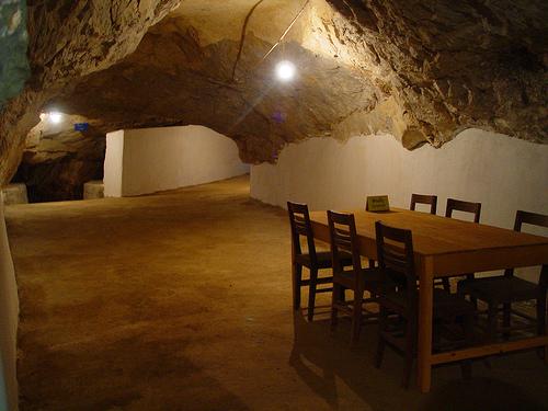 Vieng Xai cave in Laos