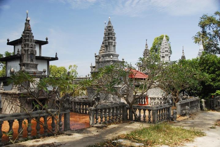 Wat Krom Sihanoukville, Cambodia