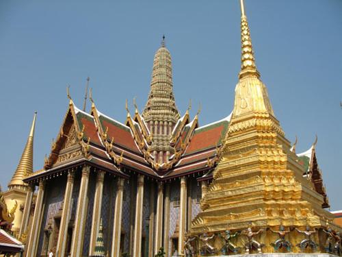 Wat Manolom in Luang Prabang, Laos