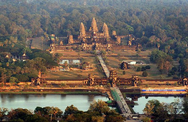 Angkor, The Ancient ca