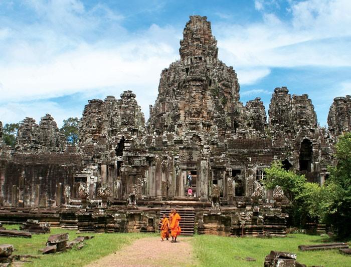 Bayon Temples of Angkor