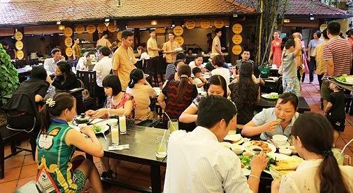 Hanoi gastronomy in
