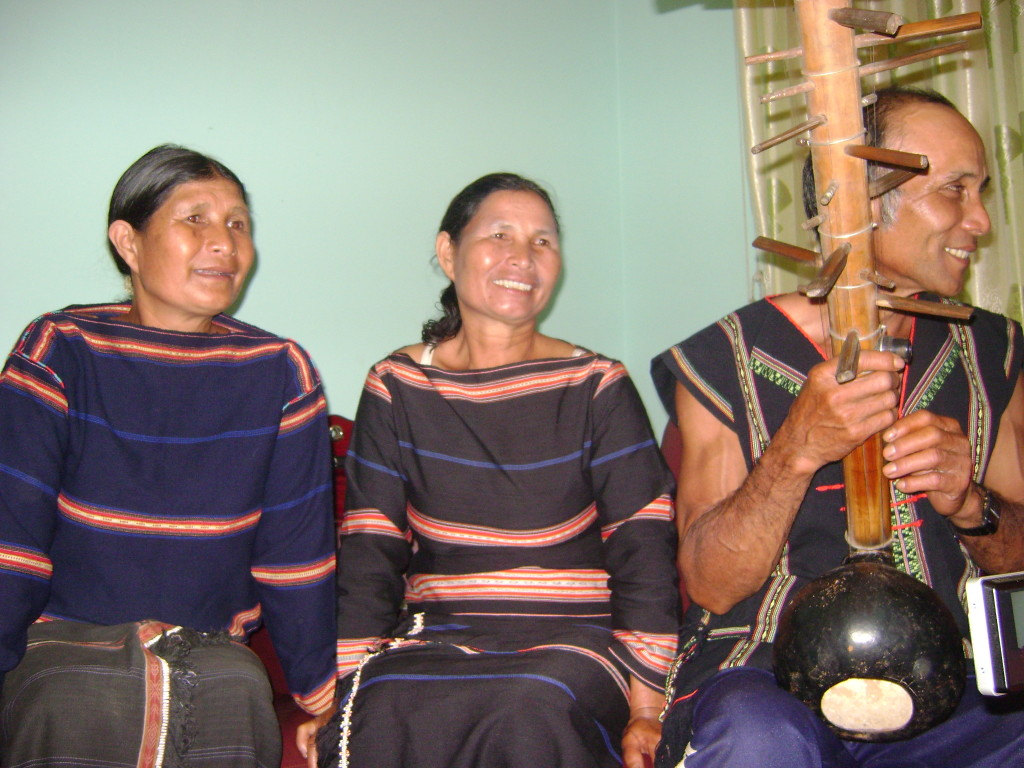 Jarai people in Vietnam