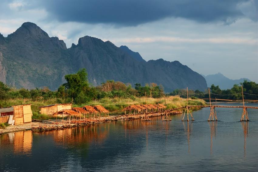 Van Vieng in Laos