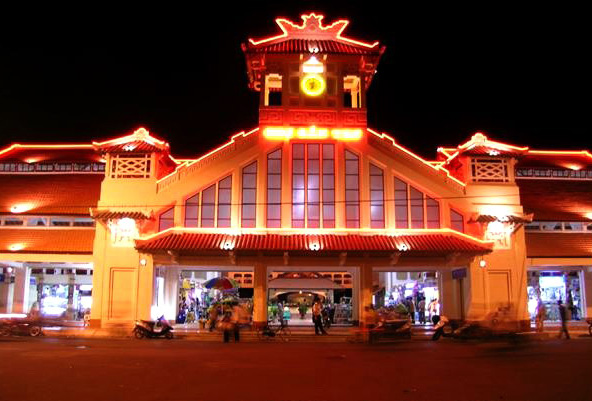 Can Tho Market Hall