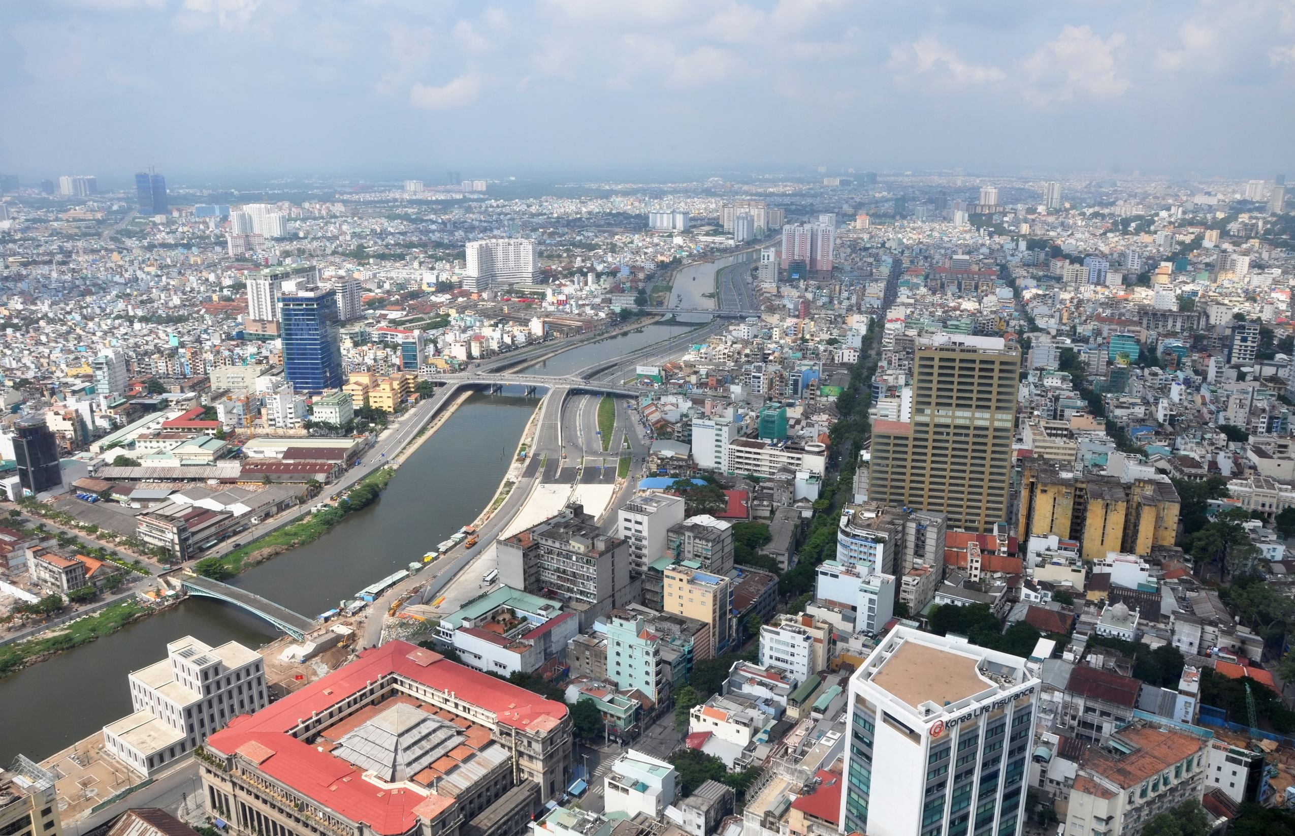 Introduction of ho chi minh city