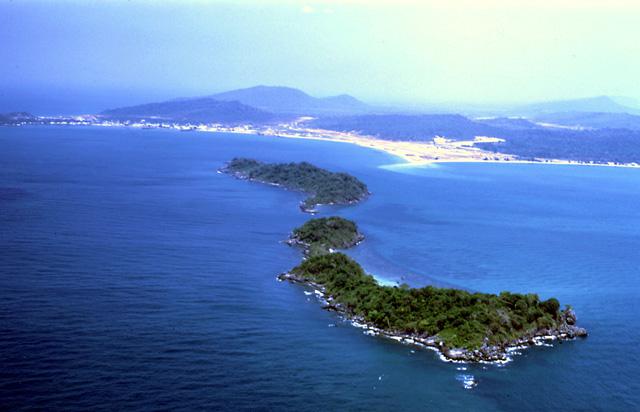 Phu Quoc pearl island, Vietnam