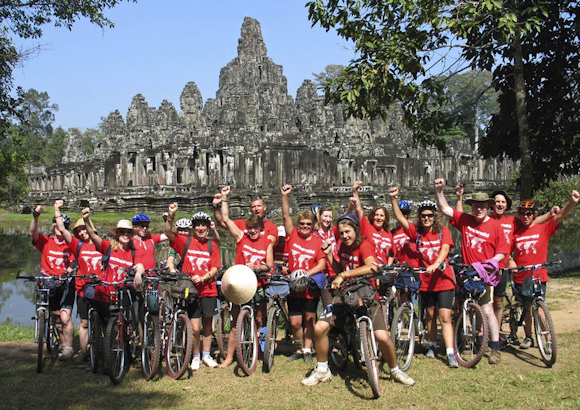 Explore the Cham country by begin your cycling trip
