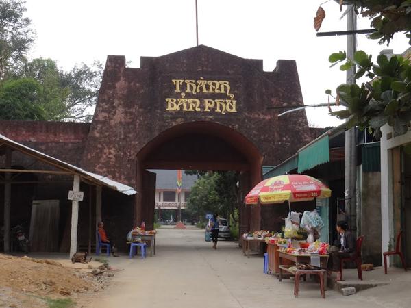 Ban Phu Citadel