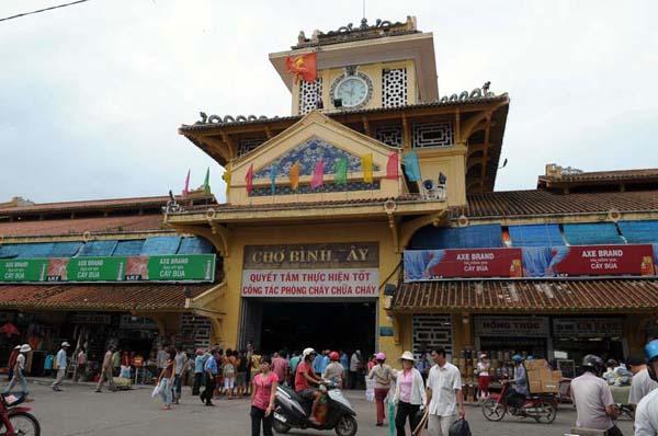 Cho Lon - Binh Tay market, Ho CHi Minh City