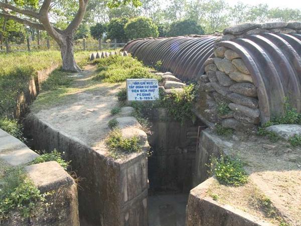 General de Castries' Bunker