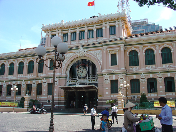 HCMC Central Post Office
