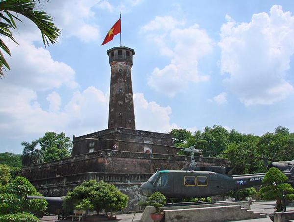Hanoi National Flag Tower