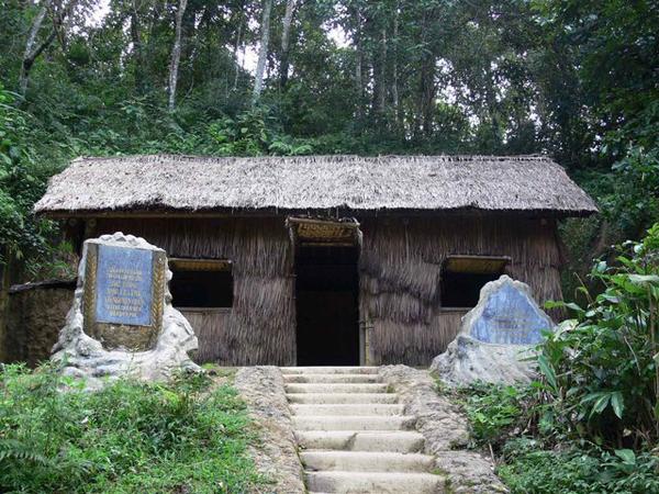 Headquarters of the Dien Bien Phu Campaign