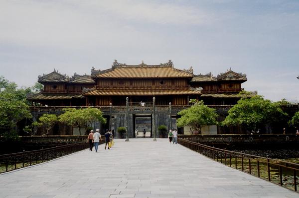 Hue Old Citadel