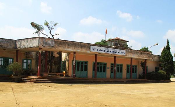 Na San Airport, Son La Viet Nam