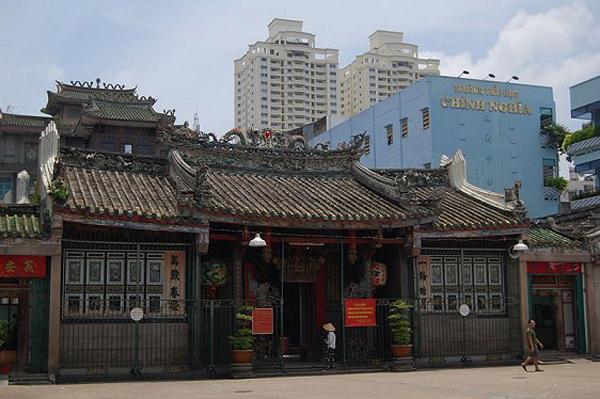 Nghia An Hoi Quan Pagoda, Ho Chi Minh City