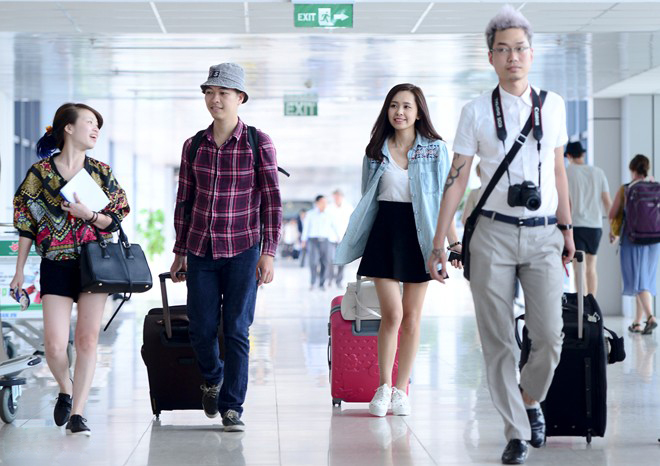 New modern terminal T2 bring a sense of comfort for passengers.