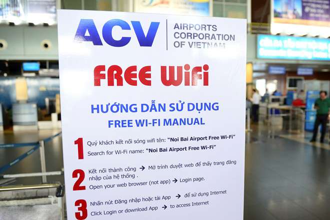 Free wireless internet also available for passengers. Along the lobby and hallways are the guides of using for passengers.