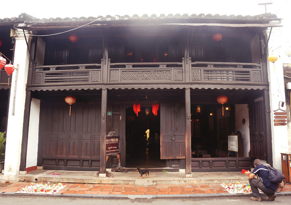 Old House in Hoi An
