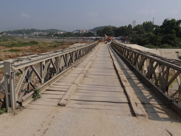 Old Muong Thanh Bridge