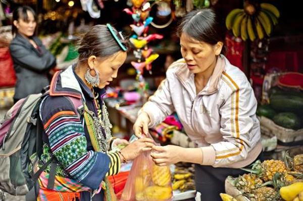 Sapa Food Market