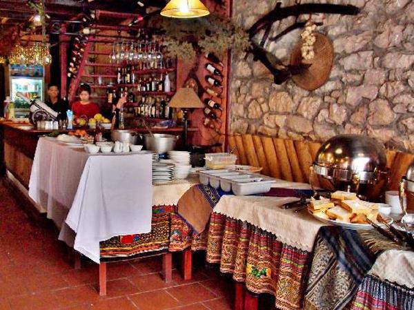 Sapa Lotus Restaurant