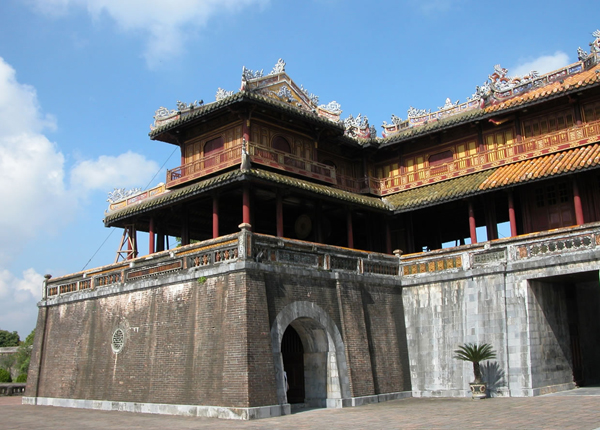 The Moated Citadel of Hue