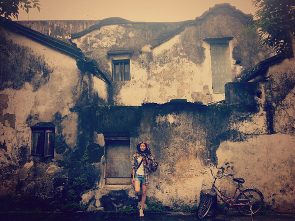 The Old Walls in Hoi An
