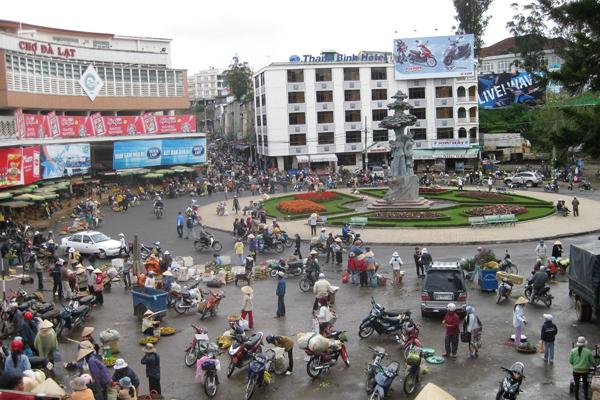 Dalat Central Market
