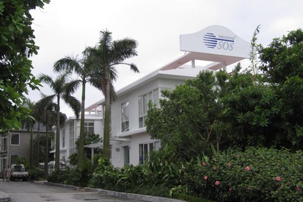 International SOS Hospital in Hanoi