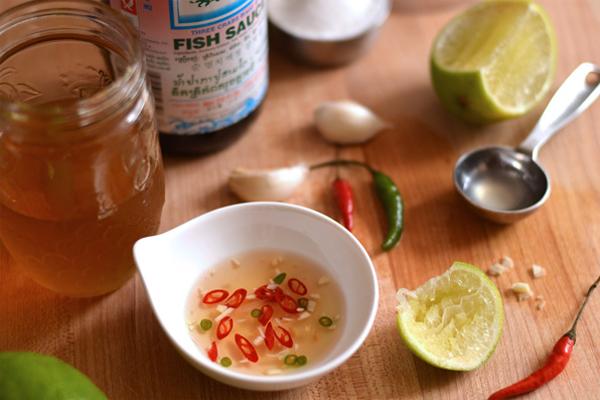 Mixed Vietnam Fish Sauce