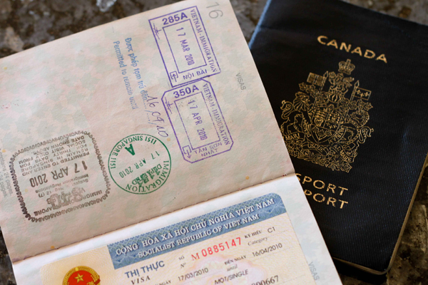 Tourist visas can be processed in 4 to 5 working days