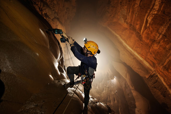 Conquering the adventures in Son Doong Cave is not an easy task