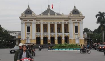 Hanoi City tour with Viet Vision Travel Expert Tour guide