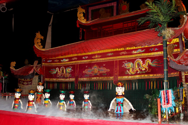 Water Puppet Shows