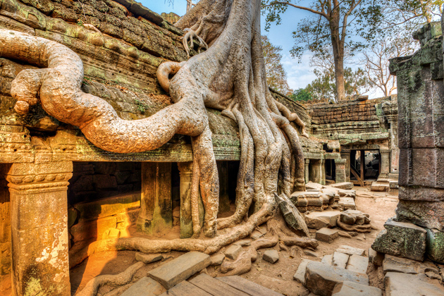 Cambodia Siem Reap cruise shore excursions