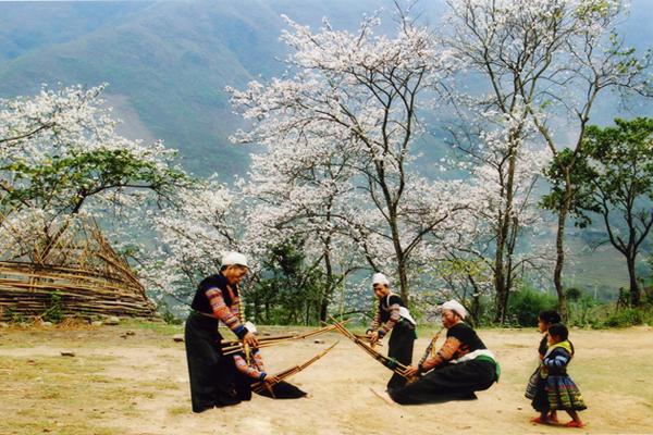 cao bang spring
